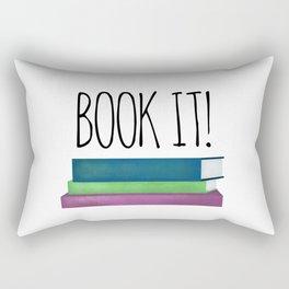 Book It! Rectangular Pillow