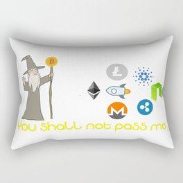 You shall not pass Rectangular Pillow