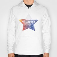 hollywood Hoodies featuring Hollywood by Laura Ruth