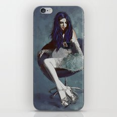 Ask Alice iPhone & iPod Skin