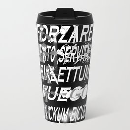 Dresden Files Spells Travel Mug