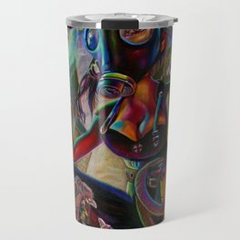 Lady Extinction Travel Mug