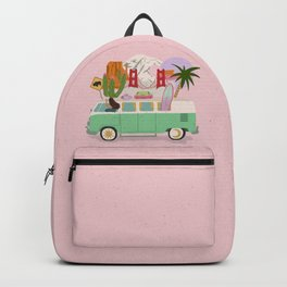 Road Trip USA Backpack