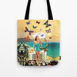 Petaloudes Tote Bag