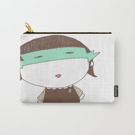 Girl Super Chocolate Love Carry-All Pouch