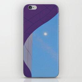 Lunar Curve iPhone Skin
