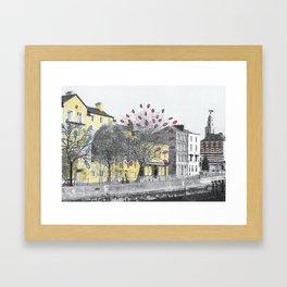 Eine Schoene Jahreszeit (Detail) Framed Art Print
