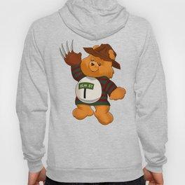 Freddy Scare Bear Hoody