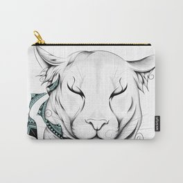 Poetic Cougar Carry-All Pouch