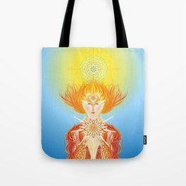 Paradise is within you... Tote Bag