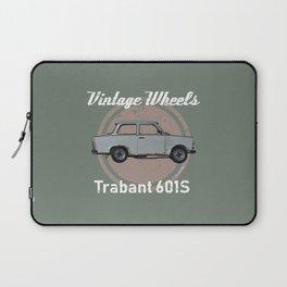 Vintage Wheels - Trabant 601S Laptop Sleeve
