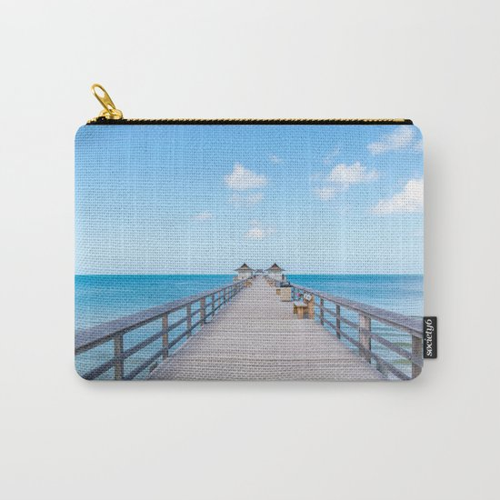 On the Pier Carry-All Pouch