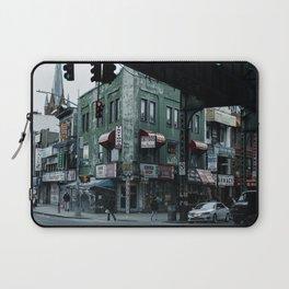 New York Minute Laptop Sleeve