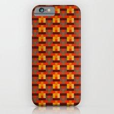 Woven Pixels I Slim Case iPhone 6s