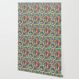 Rain forest animals 003 Wallpaper