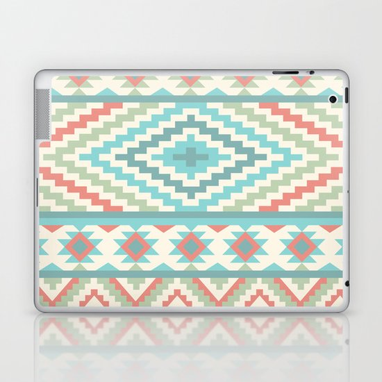 Friendship Bracelet Laptop & iPad Skin