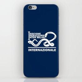 Slogan Inter Milan iPhone Skin