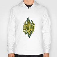 starcraft Hoodies featuring Angel 3K ambigram by LoneLeon