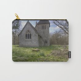 St Margaret Wychling Carry-All Pouch