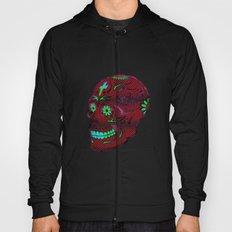 Grunge Skull Hoody