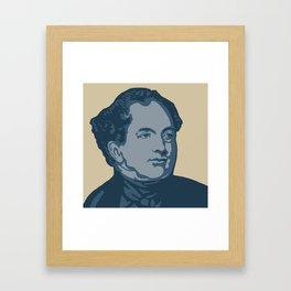 Thomas Moore Framed Art Print