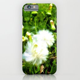 A Process Of Life Renewal iPhone Case