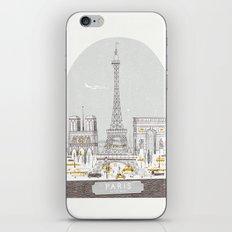 Petit Belle iPhone & iPod Skin