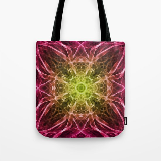 Great Ball of Fire Tote Bag