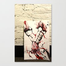 Can't Hold Anything Canvas Print