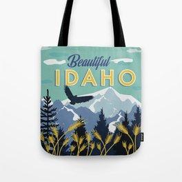 Beautiful Idaho Tote Bag