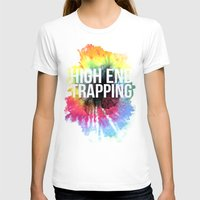 hippie T-shirts featuring Hippie Love by STUDIO 85 LLC