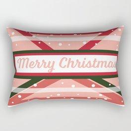 Christmas Card 2 Rectangular Pillow
