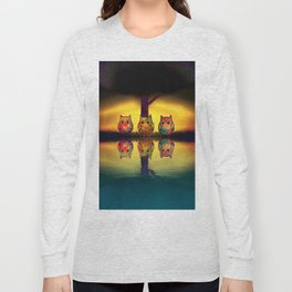 owl-206 Long Sleeve T-shirt