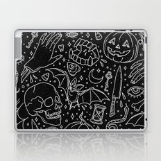 Halloween Horrors Laptop & iPad Skin