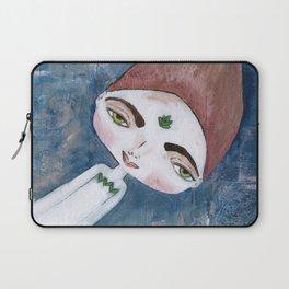 Courage-Bhoomie Laptop Sleeve