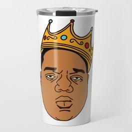 The Notorious BIG Travel Mug