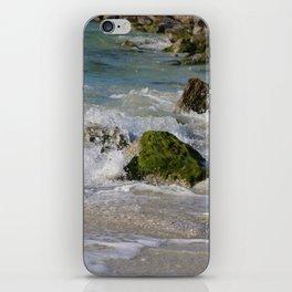 Crash and Splash iPhone Skin