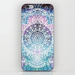 Galaxy Mandala | Boho Watercolor iPhone Skin