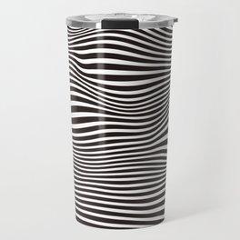 Modern Abstract Art Travel Mug