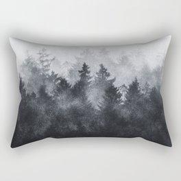 The Heart Of My Heart // Midwinter Edit Rectangular Pillow