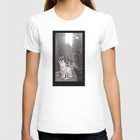 pittsburgh T-shirts featuring Pittsburgh Lurkers by Christine Eglantine
