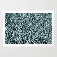 rocky beaches are the best beaches  Art Print