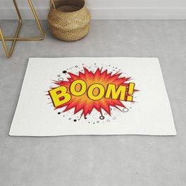 Boom! Rug