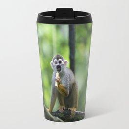 Drop the Mic Travel Mug