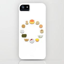 Dim Sum O' Clock iPhone Case