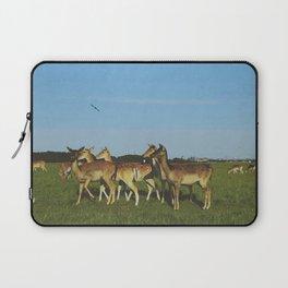 Oh Deer (Artistic/Alternative) Laptop Sleeve