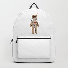 """VoodoDoll """"He"""" Backpack"""