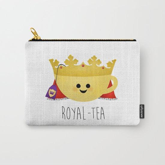 Royal-tea Carry-All Pouch