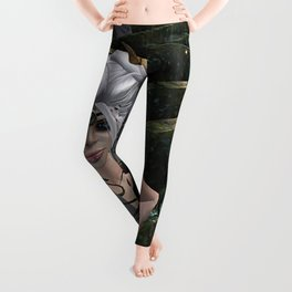 Conquer The Labyrinth Leggings
