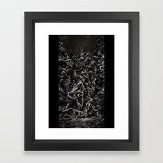The Wall Framed Art Print